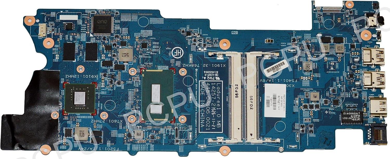 827523-501 HP Envy X360 15-W154NR M6-W102DX Laptop Motherboard 930M/2GB w/ Intel i7-5500U 2.4Ghz CPU