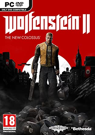 Wolfenstein 2: The New Colossus - PC/DVD [Importación inglesa ...