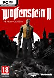 Wolfenstein 2: The New Colossus (PC DVD) - not for sale to germany [UK IMPORT]