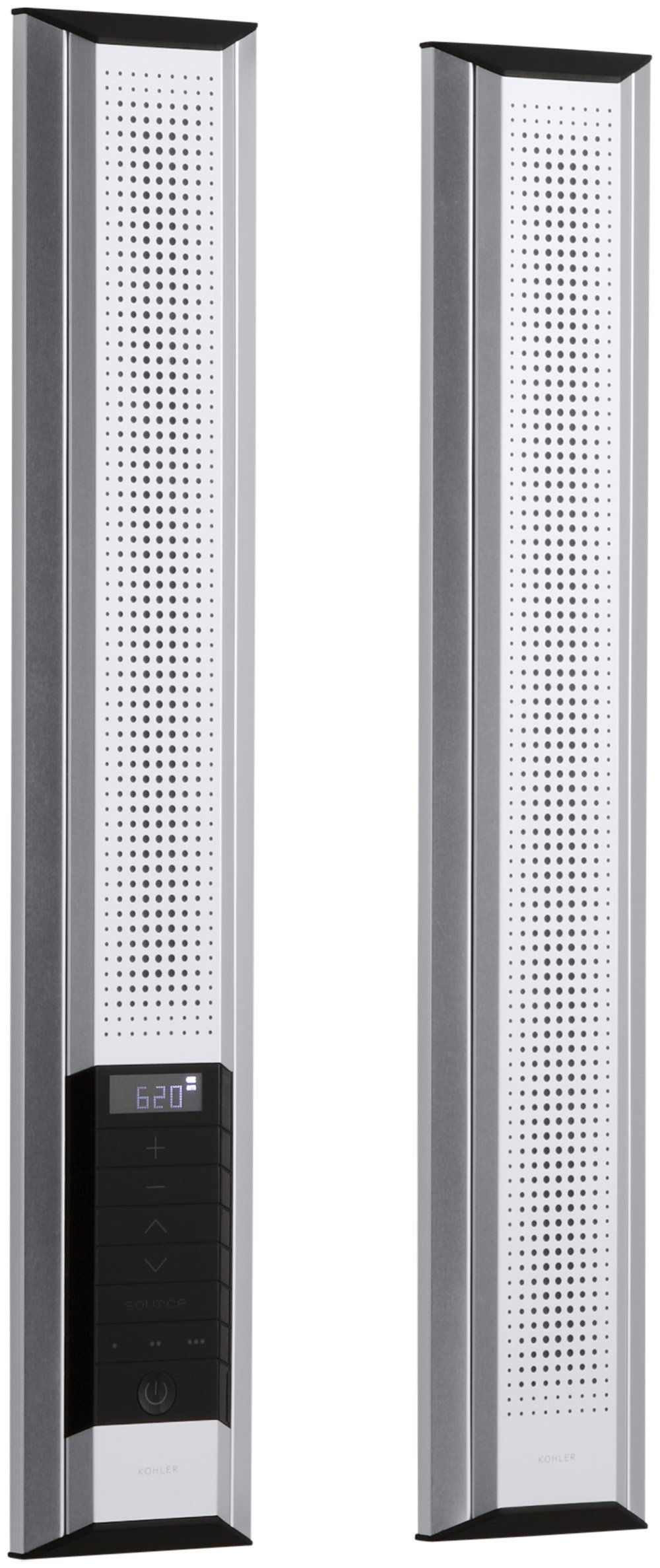 KOHLER K-2958-NA Stereostik Mirrored Cabinet Audio Add-on
