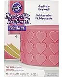 Wilton 710-2305 Decorator Preferred Fondant, 24-Ounce, Pink