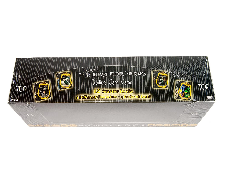 Amazon.com: Nightmare Before Christmas TCG Starter Box (NECA 2005 ...