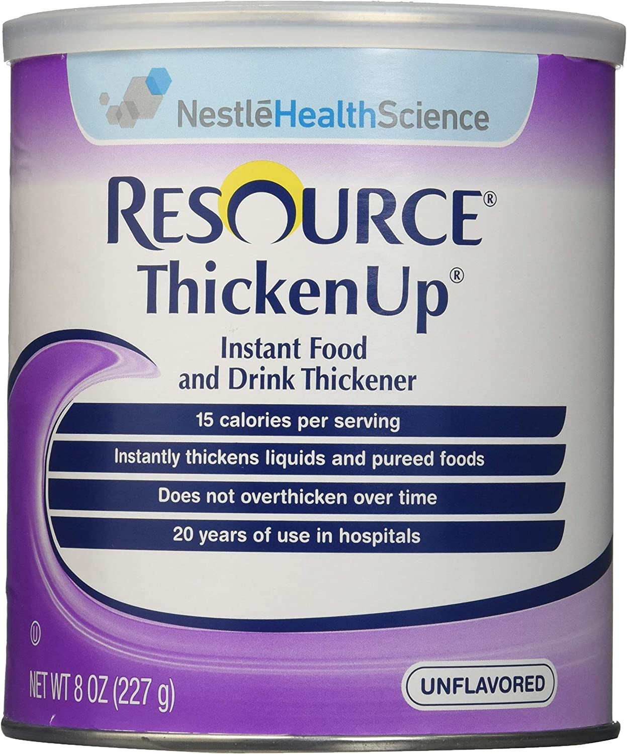 85225100EA - Resource Thickenup Instant Unflavored Food Thickener 8 oz. Can