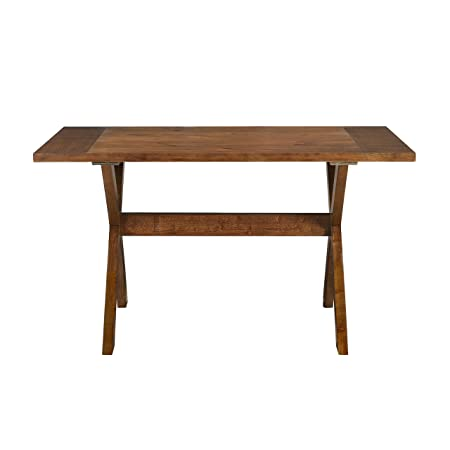 Amazon.com   Dorel Living Multi Functional Dining Table, Dark Pine   Tables