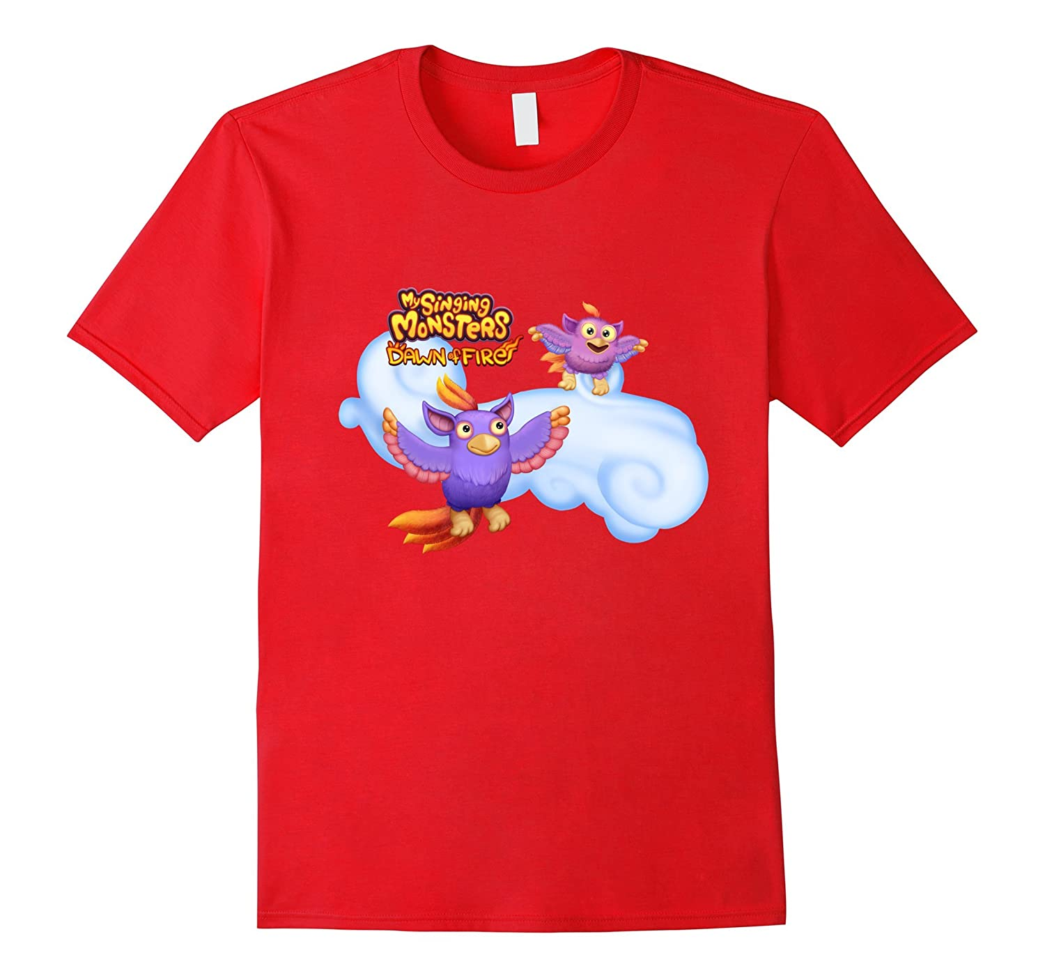 My Singing Monsters Dawn Of Fire - Tweedle  Baby T-shirt-CD