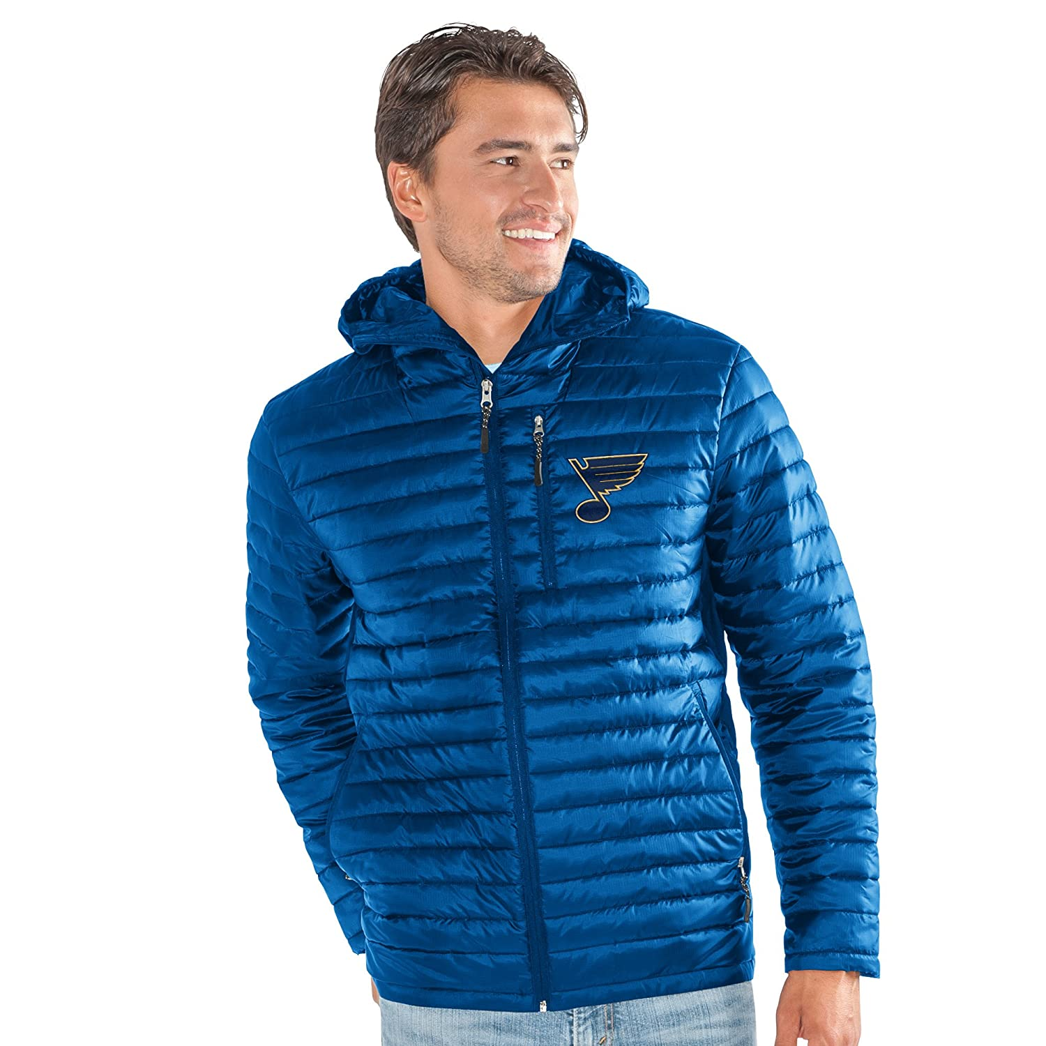 Royal G-III Mens Equator Quilted Jacket Large