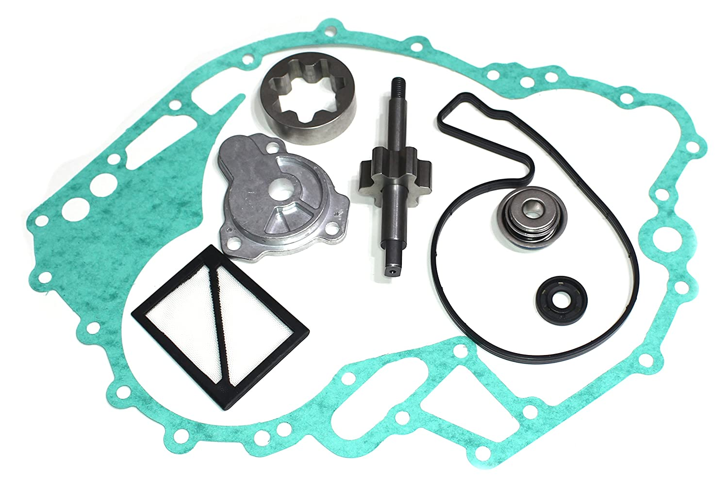 Amazon com: Primary Rear Oil Pump Rebuild Kit Compatible