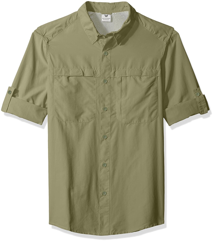 White Sierra Kalgoorlie Ii Long Sleeve Shirt