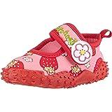 Playshoes Aquaschuhe Badeschuhe Erdbeeren mit UV-Schutz 174757 Mädchen Aqua Schuhe