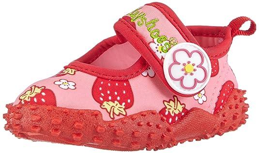 Playshoes Aquaschuhe Badeschuhe Erdbeeren