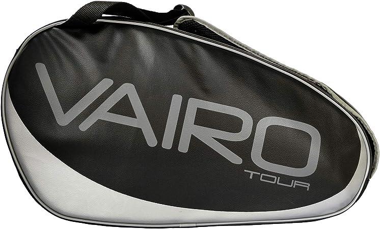 VAIRO Paletero de pádel Tour LTD (Negro - Amarillo Flúor): Amazon ...