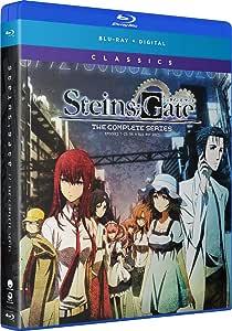 Steins;Gate: The Complete Series - Blu-ray + Digital