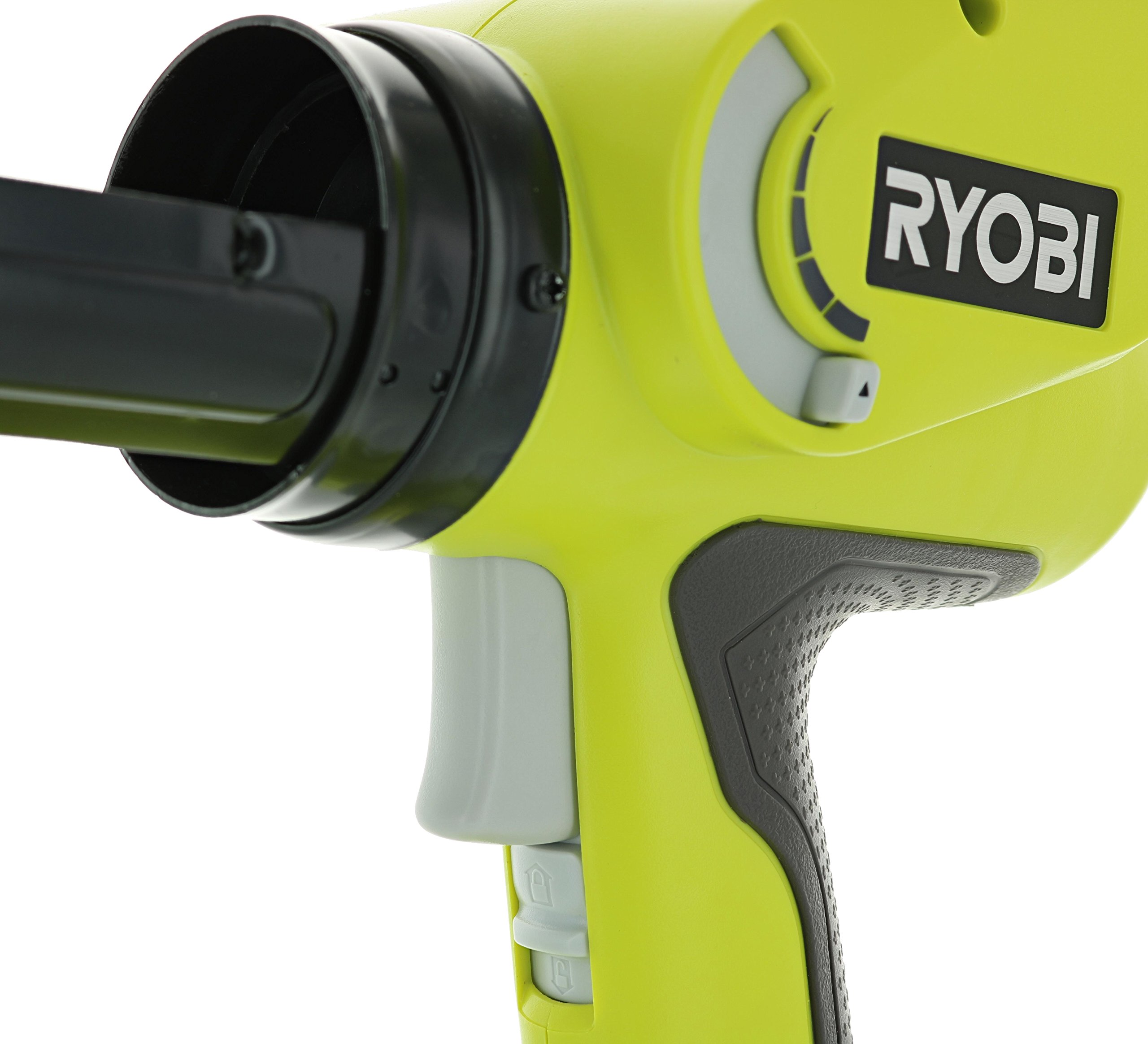 Ryobi P310G 18v Pistol Grip Variable Discharge Rate Power Caulk and Adhesive Gun (Tool Only, Holds 10 Ounce Carriage) by Ryobi (Image #4)