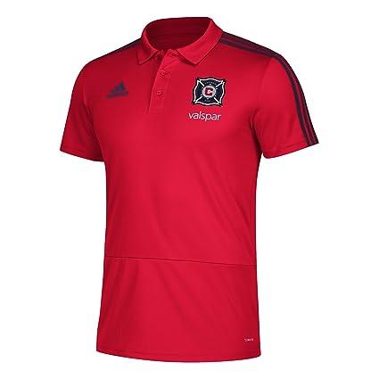 Adidas MLS Sideline Coach Polo  Amazon.com.mx  Deportes y Aire Libre 51fce16c3594b