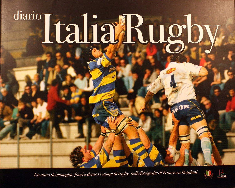 Diario Italia Rugby. Un Anno Di Imm [Italia]: Amazon.es: Barbieri ...