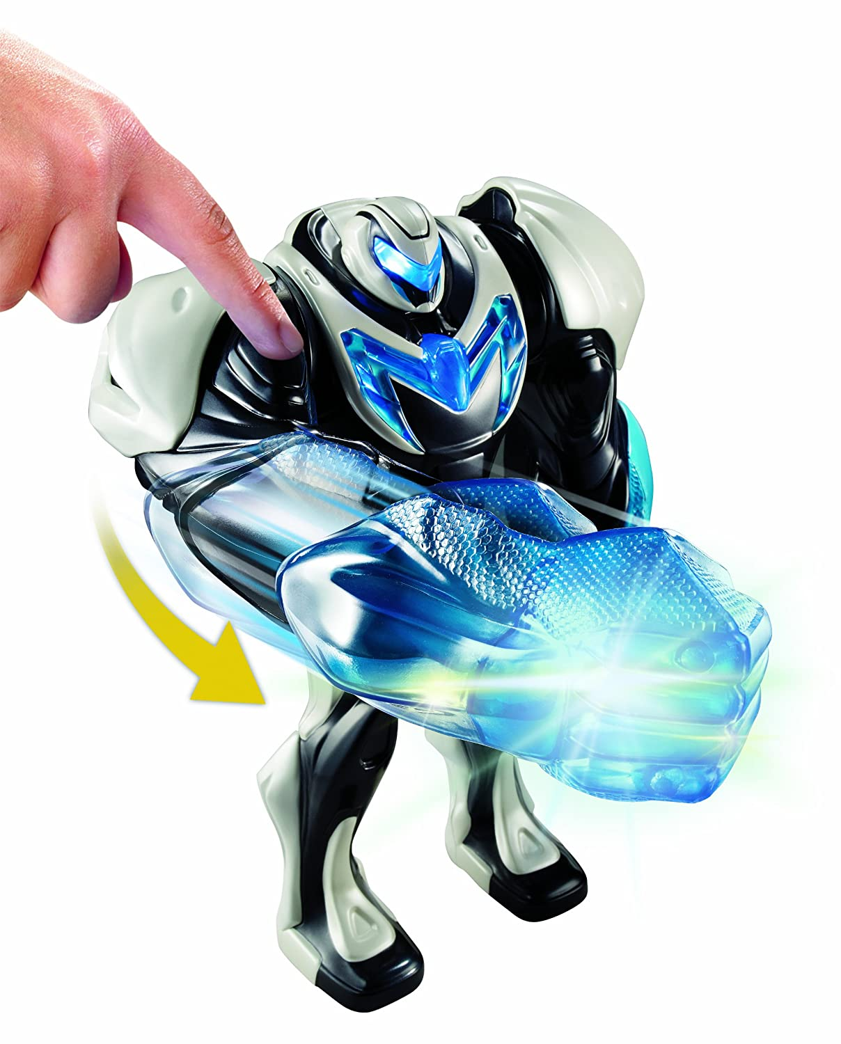 Max Steel Turbo Strength Max Steel Figure Toys Games