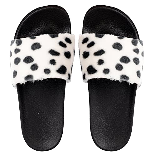 1e61236a7 Do Bhai Stylish Flats Leopard for Women  Buy Online at Low Prices in India  - Amazon.in