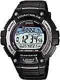 [カシオ]CASIO 腕時計 スタンダード ソーラー W-S220-1AJF メンズ
