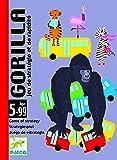 Jeu de stratégie Gorilla cartes à jouer enfants Djeco