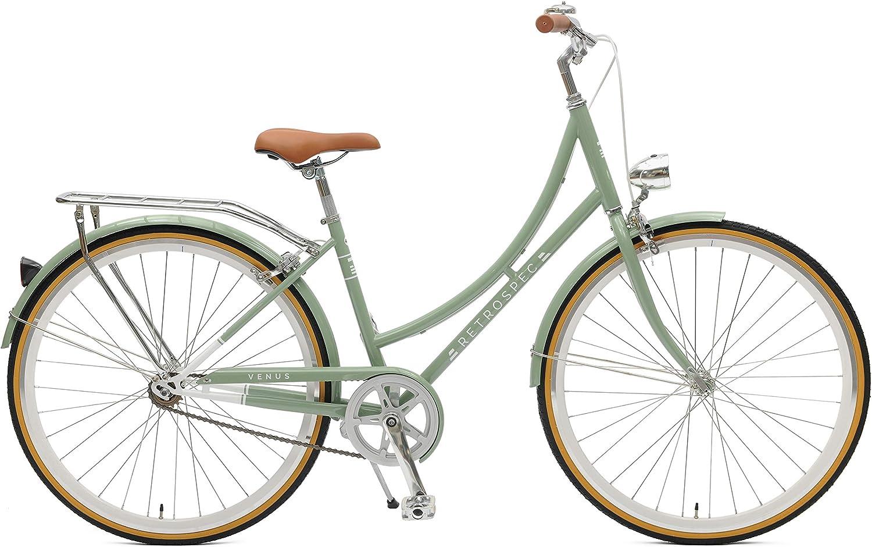 Retrospec Venus Dutch Step-Thru Comfort Hybrid Bike