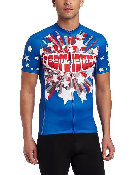 Color Golden ROA Camiseta de Ciclismo para Hombre tama/ño L PEARL IZUMI Elite LTD
