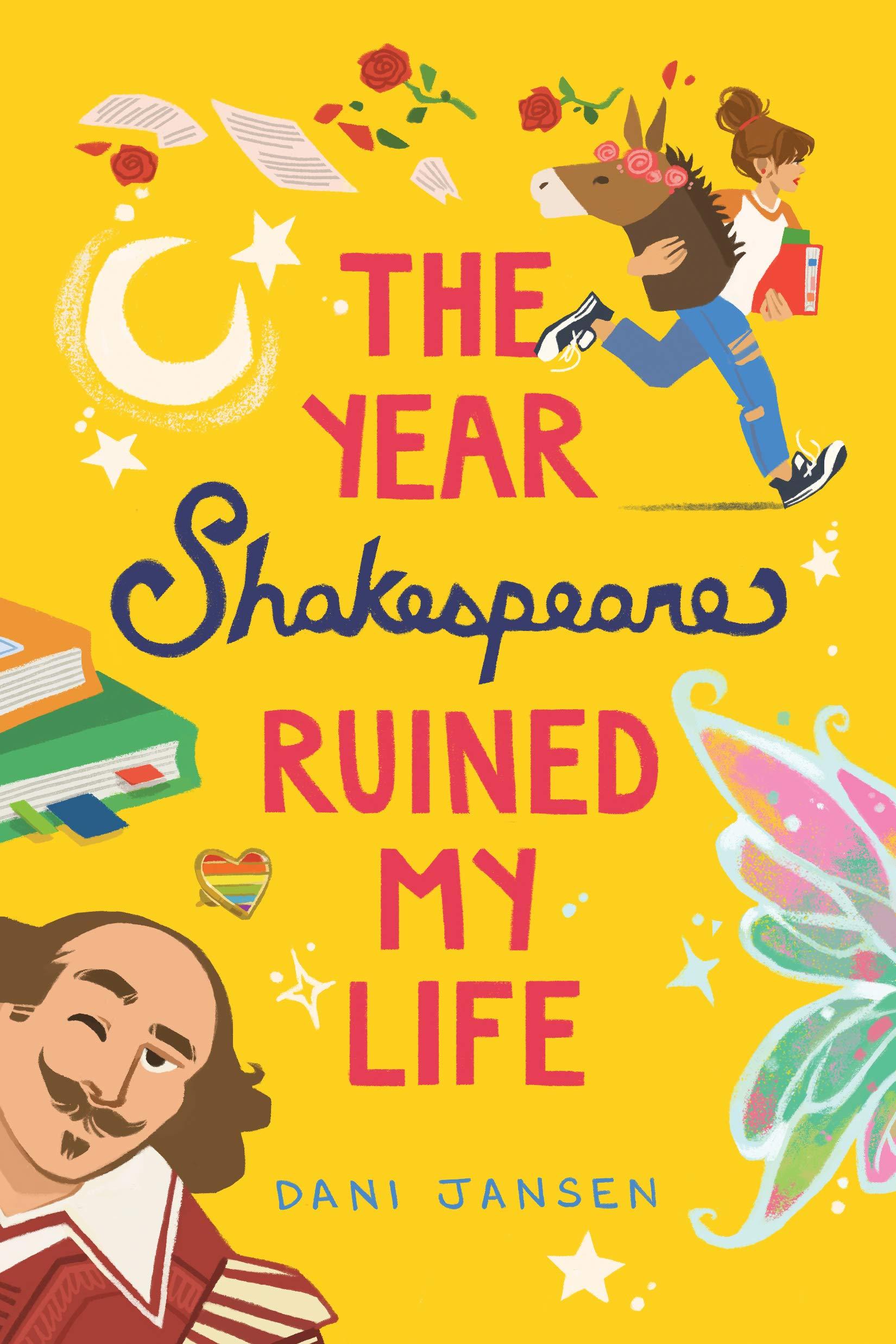 Amazon.com: The Year Shakespeare Ruined My Life (9781772601213): Jansen,  Dani: Books