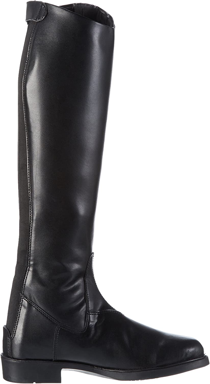 Lang 36-47 Pantalon Mixte Noir HKM SPORTS EQUIPMENT Hkm 5712 Reitstiefel New General Damenreitstiefel Damenstiefel 41