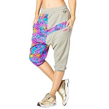 Zumba Fitness Z1b00563 Pantalon Femme  Amazon.fr  Sports et Loisirs 61a35a771cf