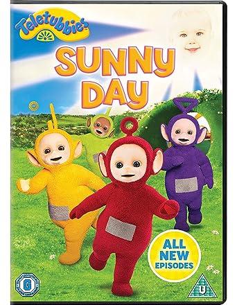 Teletubbies Sunny Day Dvd 2017 Amazoncouk Jeremiah Krage