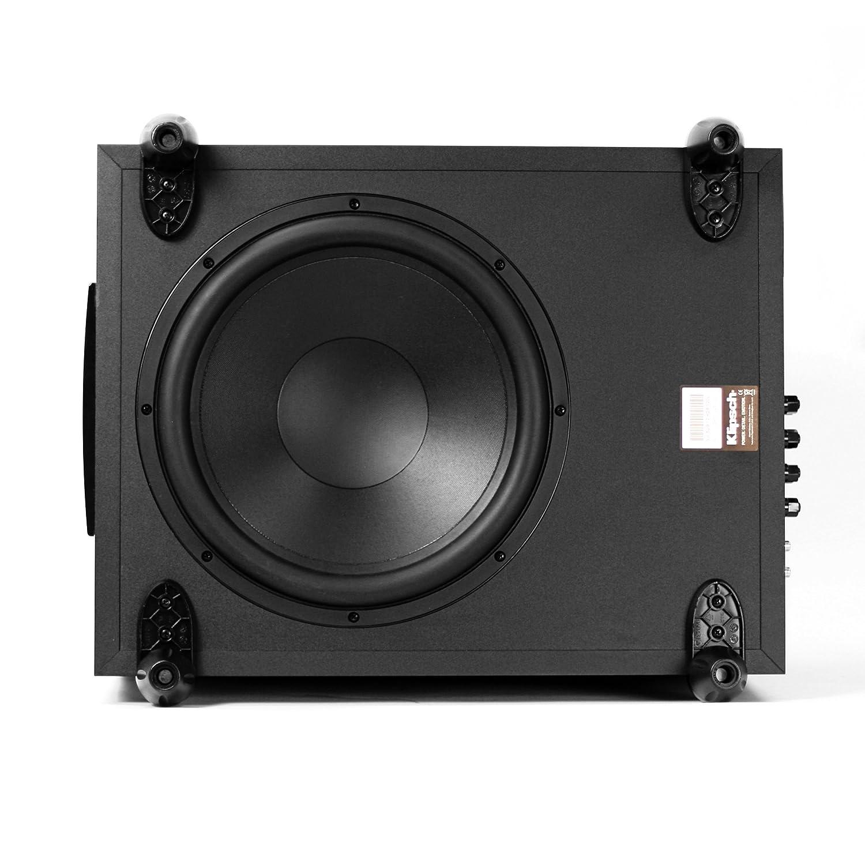Amazon.com: Klipsch Sub-12HG Synergy Series 12-Inch 300-Watt ...