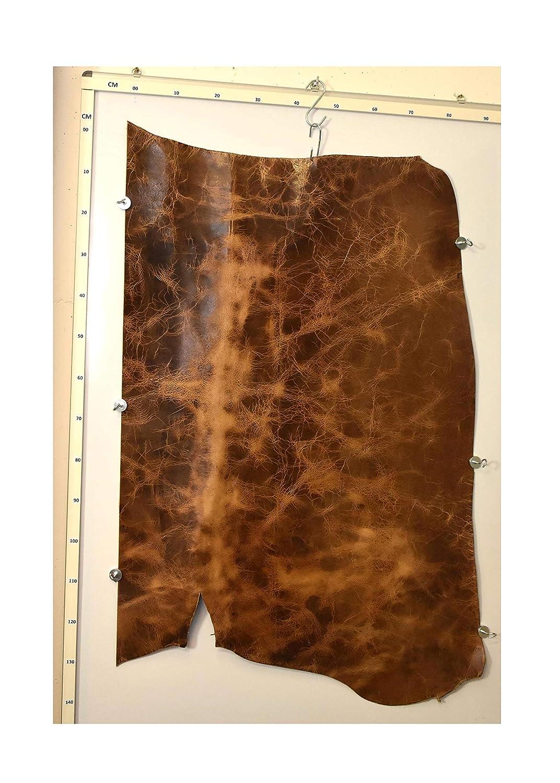 Blankleder 500 g Vegetabil Echtleder Rindleder Punzieren Lederreste Leather
