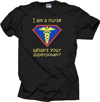 Milky Way Tshirts Camisa de enfermería Regalo Estudiante de Escuela Camiseta de Las Mujeres Camiseta de la Enfermera para Médico Trabajador Enfermera tee: Amazon.es: Ropa y accesorios