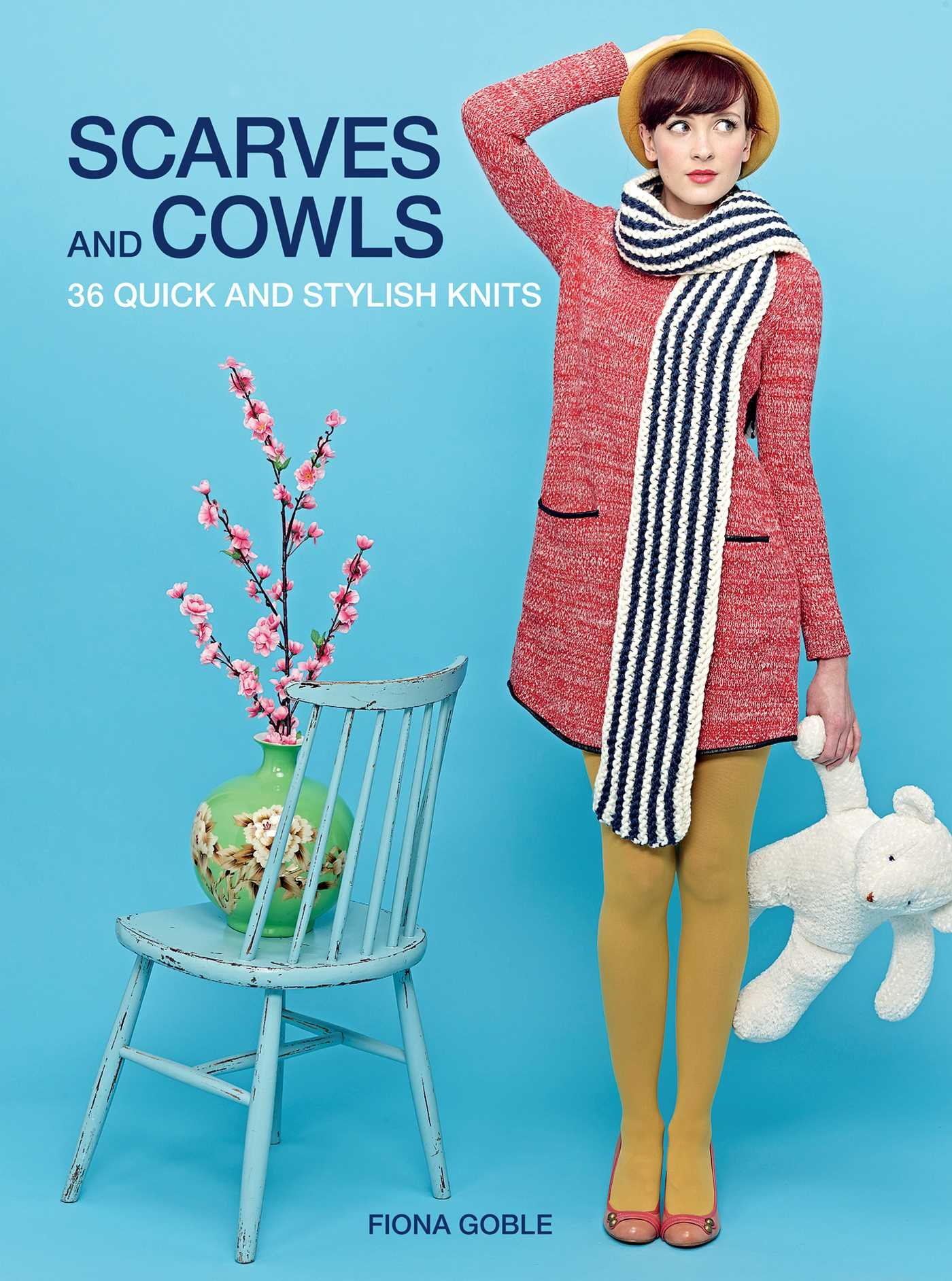 Download Scarves and Cowls: 36 quick and stylish knits PDF Text fb2 ebook