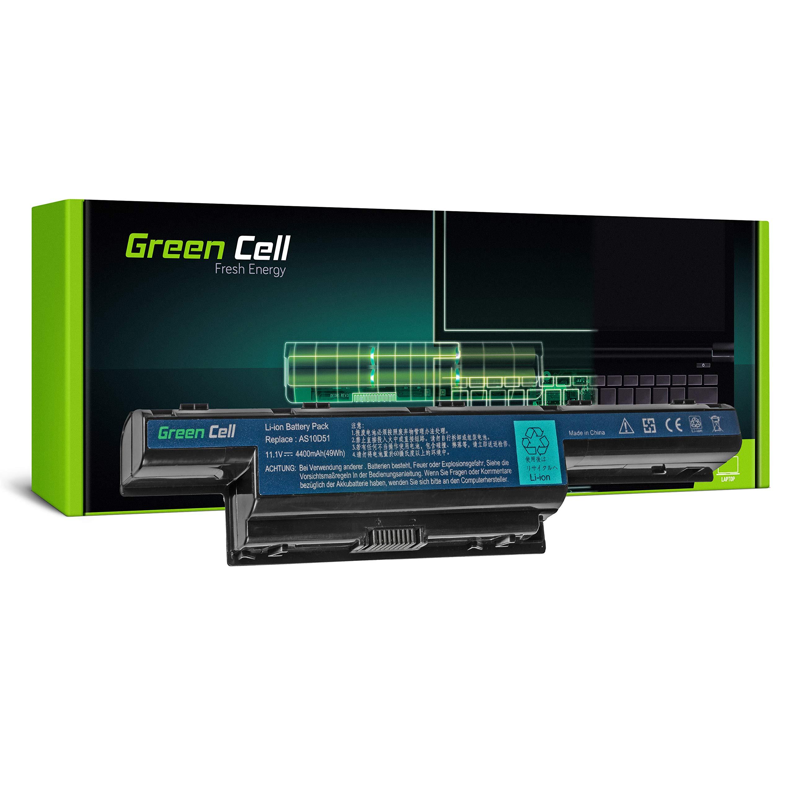 Green Cell® Standard Serie Batería para Acer Aspire 5551 5552 5733 5741 5741G 5742 5742G