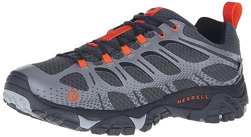 Merrell Moab Edge Waterproof, Zapatillas de Senderismo para Hombre: Amazon.es: Zapatos y complementos