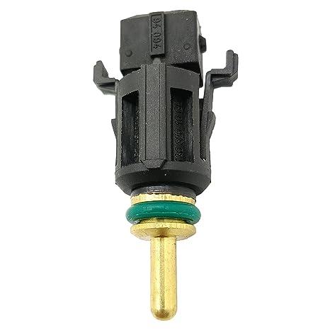 OKAY MOTOR - Sensor de temperatura de refrigerante para BMW E46 E39 E53 E60 E65 E70