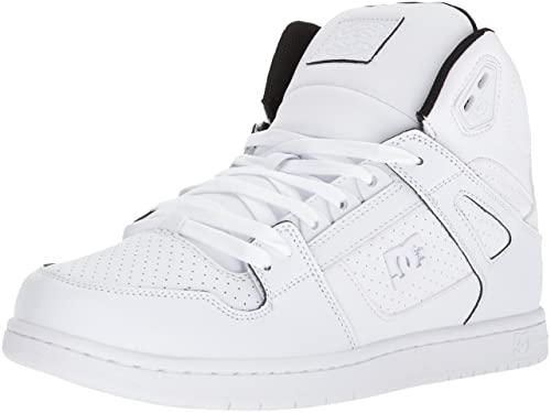 2ee63b2cbbd40 DC Men's Pure HIGH-TOP SE Skate Shoe