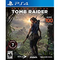 Shadow of The Tomb Raider: Definitive Edition - PlayStation 4