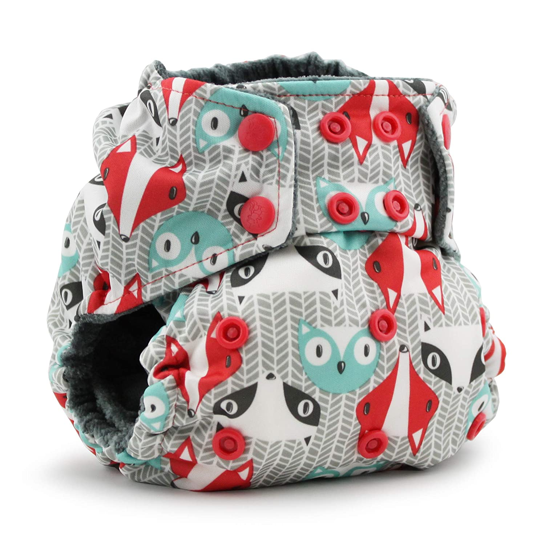 Kanga Care Rumparooz OBV One Size Pocket Cloth Diaper Billy 6-35lbs
