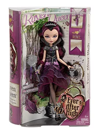 Amazon Ever After High Set Of 4 Raven Queen Apple White Briar