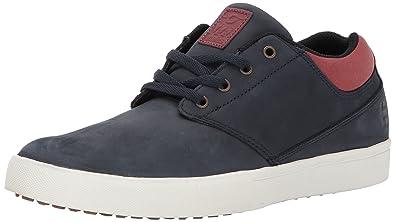 c76818238104 Etnies mens men jameson skate shoe navy brown white medium jpg 395x222 Etnies  skateboard shoes