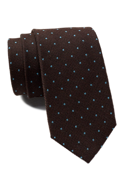 Ben Sherman Wesley Dot Tie Black