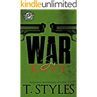 War 6: Envy (The Cartel Publications Presents) (War Series by T. Styles) book cover