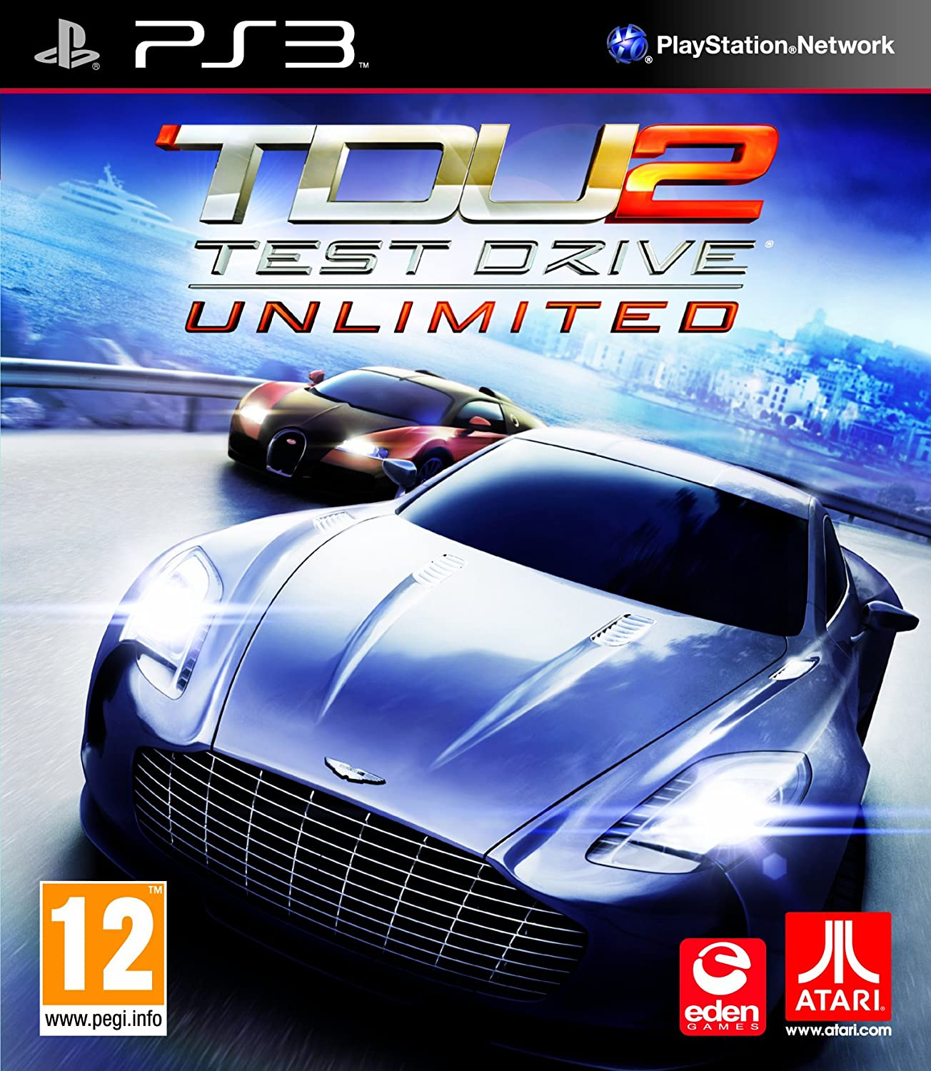 Test Drive Unlimited 2 Game PS3 Amazon Elektronik