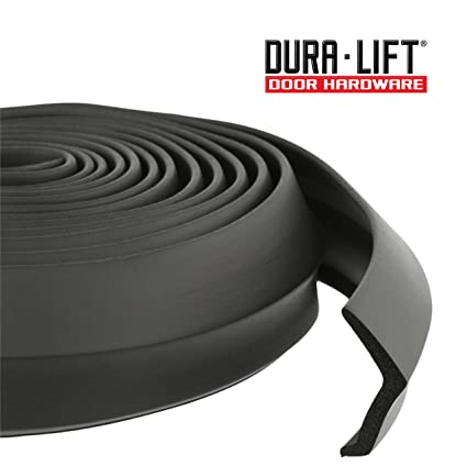 Dura Lift Garage Door Foam Bottom Weather Seal For 8 Foot Wide