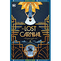 DC Graphic Novels for Young Adults Sneak Previews: Lost Carnival: A Dick Grayson Graphic Novel (2020-) #1 (English…