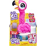 Little Live Pets Gotta Go Flamingo | Interactive Plush Toy That Eats, Sings, Wiggles, Poops and Talks (Batteries…
