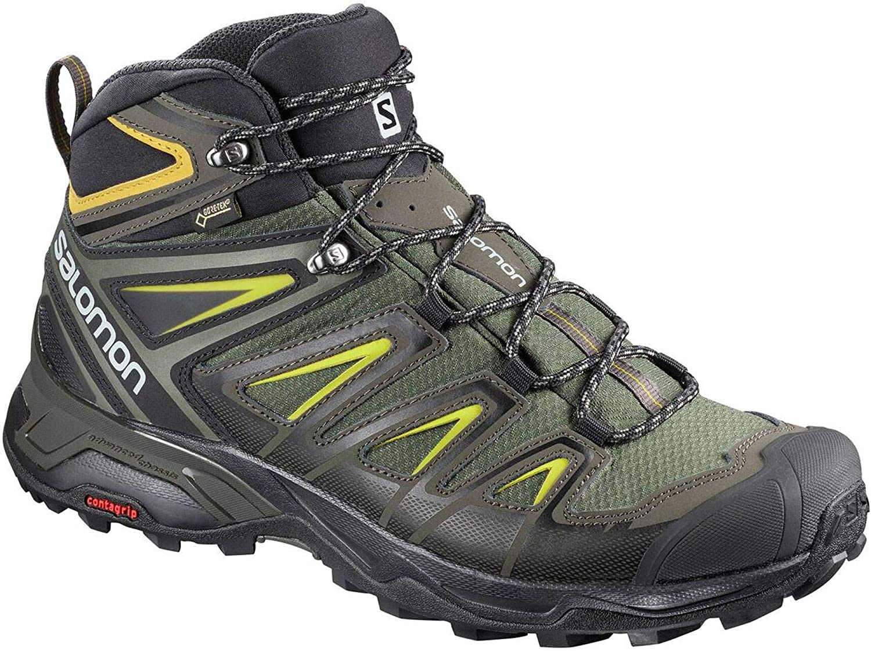 Salomon Mens Hiking Shoe