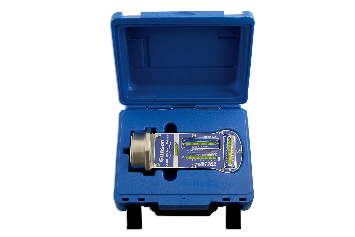 Laser 77099 Trakrite Magnetic Camber/ Castor/ Kinpin Gauge Tool Connection (EU)