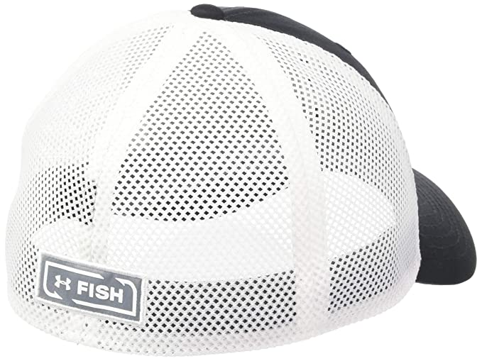 50890d94668 Amazon.com  Under Armour Fish Hunter Cap  Clothing